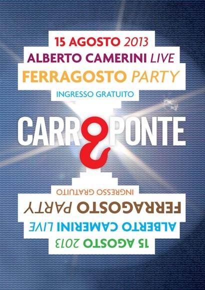 Cosa fare ferragosto a Milano: concerti gratuiti al Carroponte