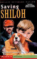 bookcover of SAVING SHILOH  (Shiloh #3) by Phyllis Reynolds Naylor