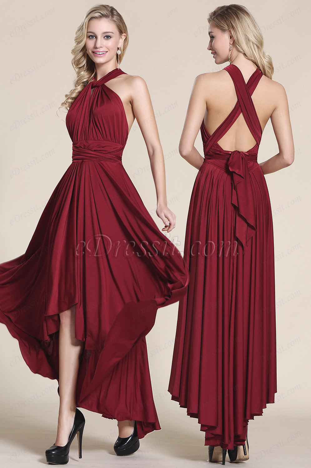 Edressit big day must have magical convertible bridesmaid dress ombrellifo Gallery
