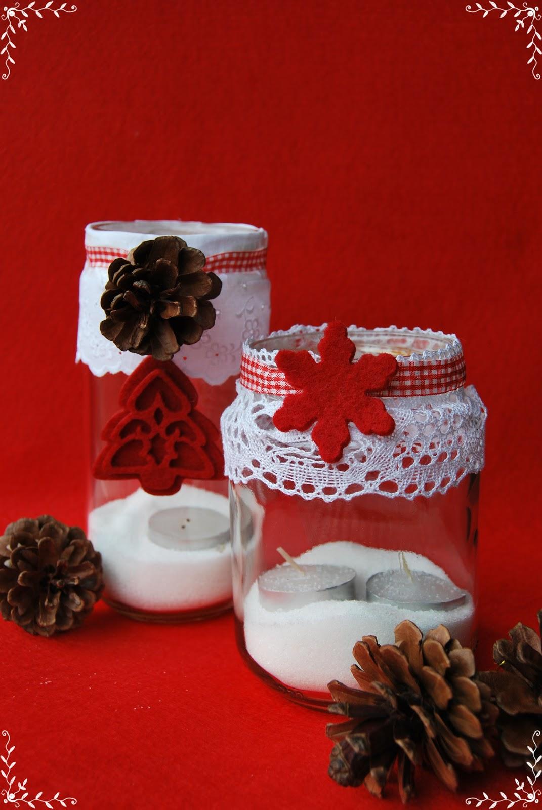Viviendo en el desv n adornos de navidad - Adornos de navidad con pinas ...