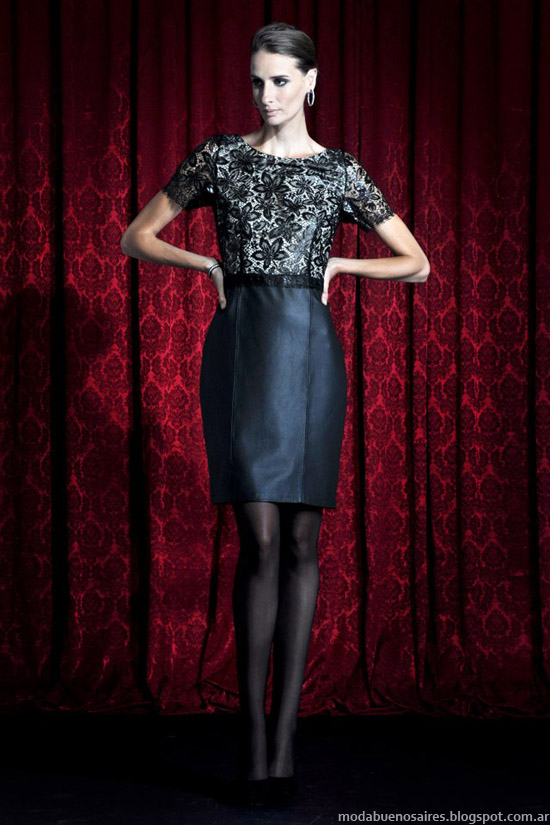Solo Ivanka vestidos invierno 2013