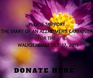 Alzheimer's Disease, Charity Walk