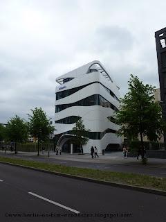 Potsdamer Platz, Hochhaus, The Otto Bock Building: