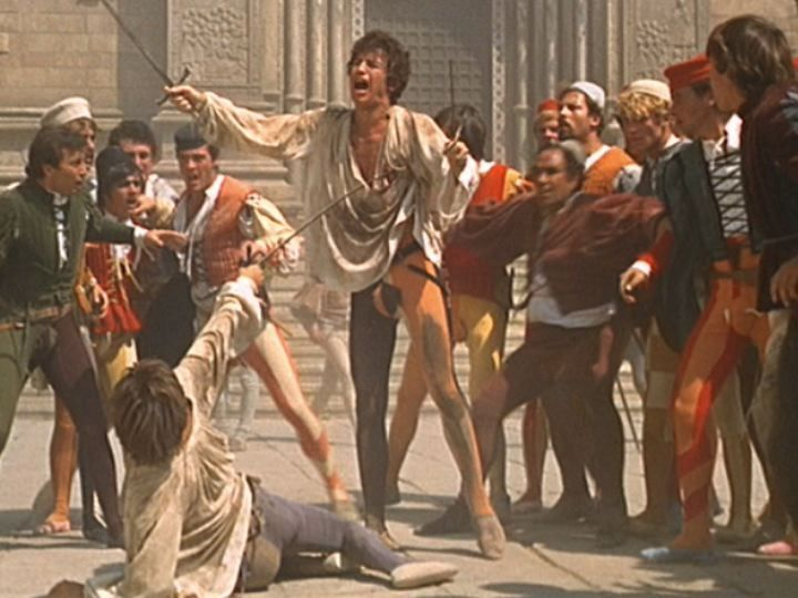 Why did Shakespeare name him Tybalt?