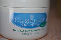 Camellia Jar