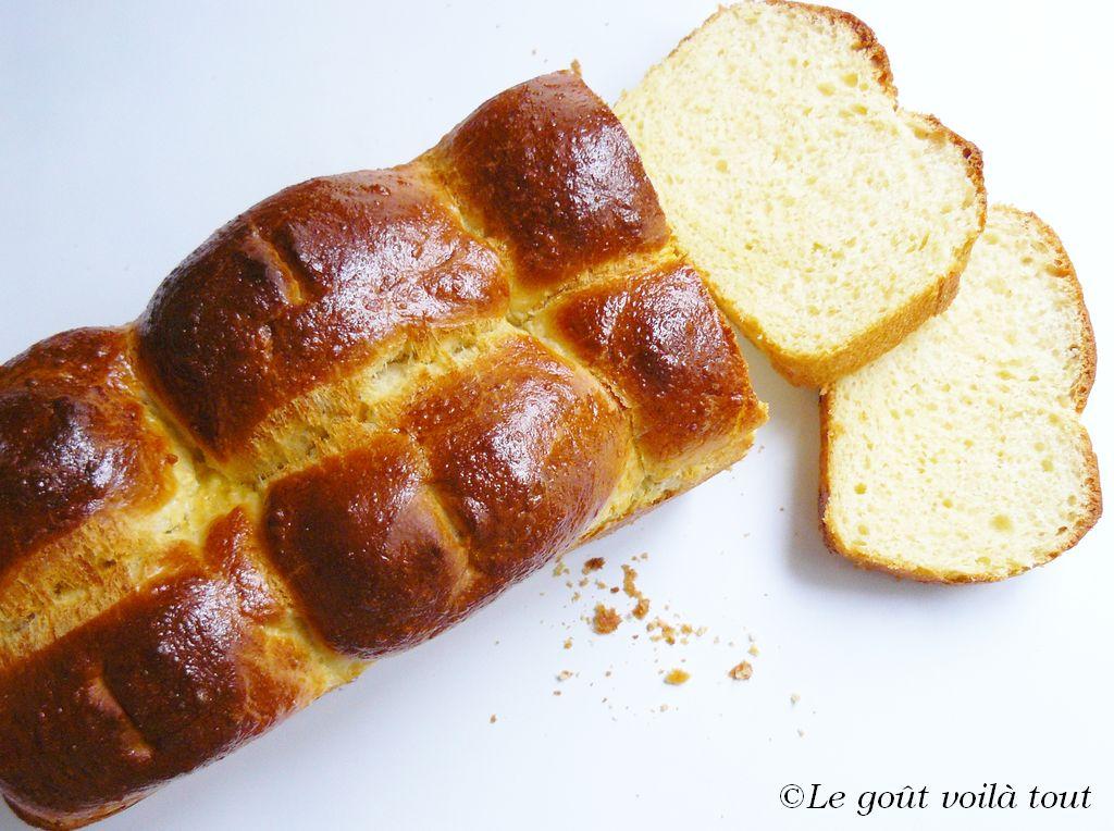 Brioche pur beurre