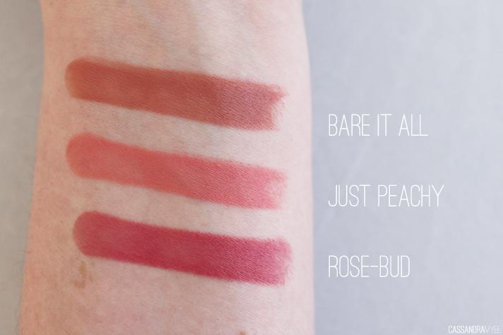 WET N WILD // Mega Last Matte Lipsticks | Review + Swatches - CassandraMyee