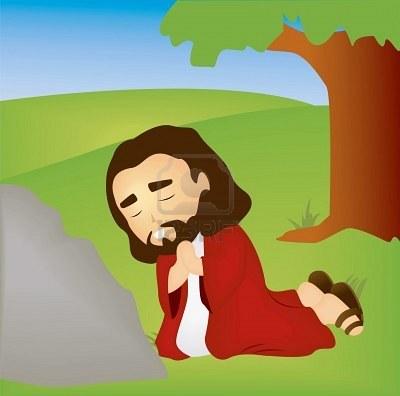 Growing Kids in Grace: Jesus in the Garden of Gethsemane