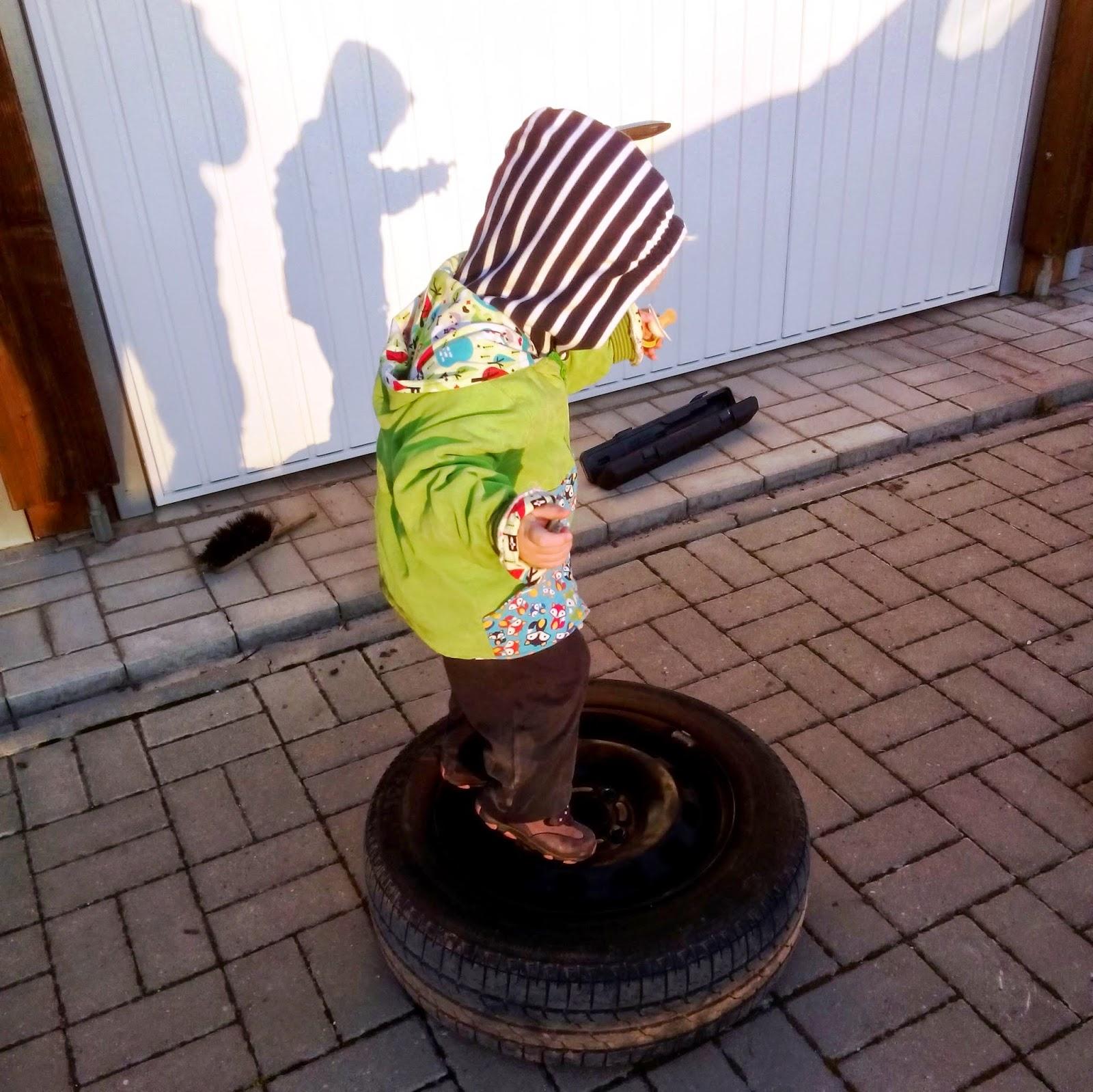 verzippt Herbstjacke aus grünem Feincord