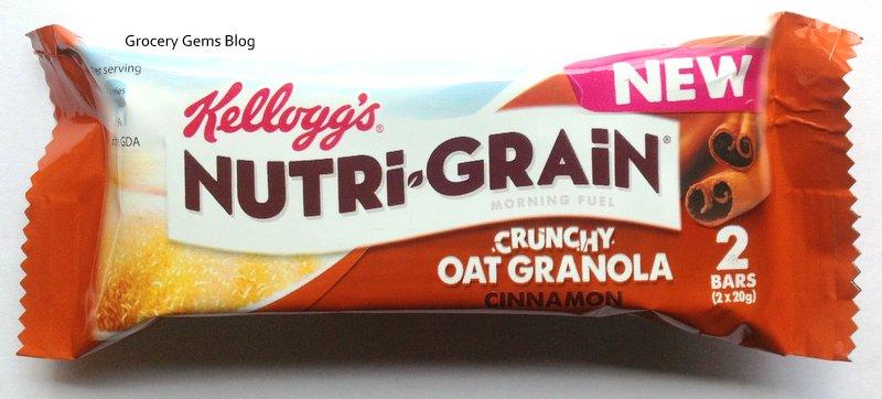 Nutri Grain Elevenses These Nutri-grain Crunchy