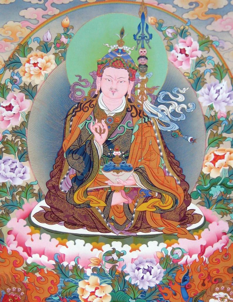 Guru Rinpoche.