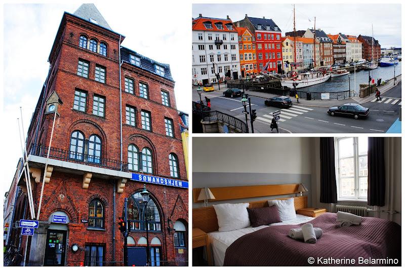 Hotel Bethel Sømandshjem Copenhagen Denmark