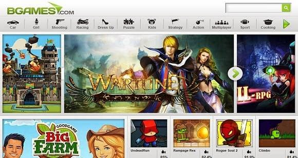 Best Sites To Play Games Online for free without Downloading
