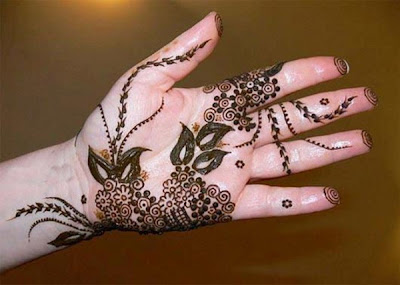 Unique & Stylish Henna Designs For EID & Weddings 2013