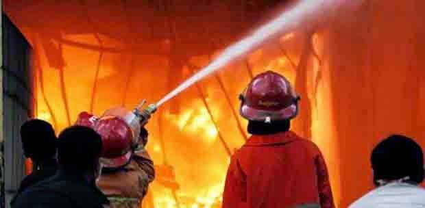 Januari-November, 104 Kebakaran Terjadi di Bandar Lampung