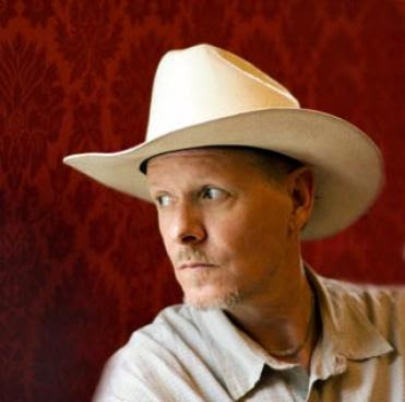 Michael Gira with Stetson