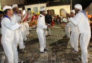 Folclore de Cairu