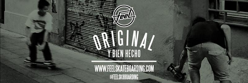 Feel Skateboarding
