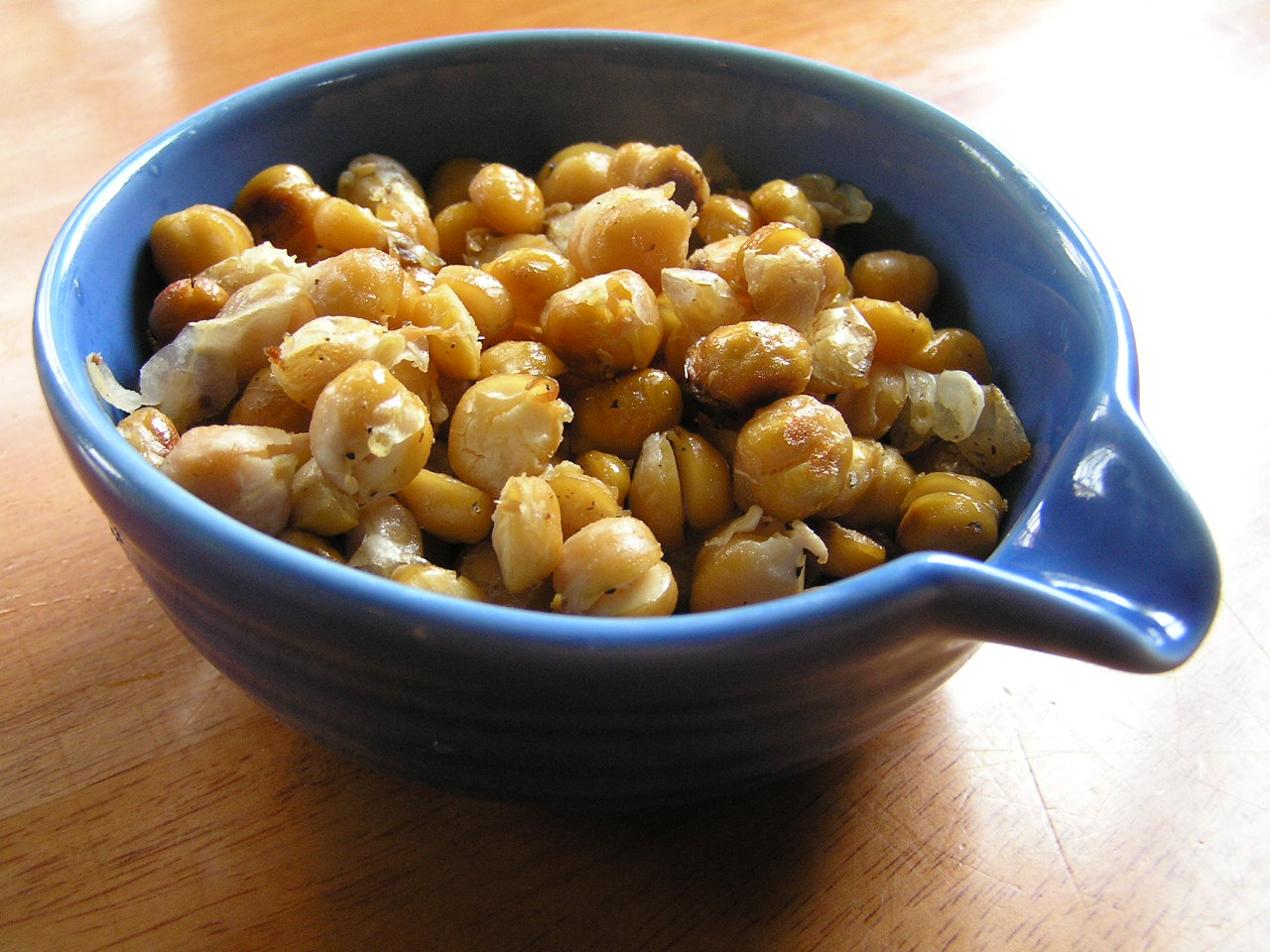 ... up some extra chickpeas to roast in the oven roasted chickpeas are