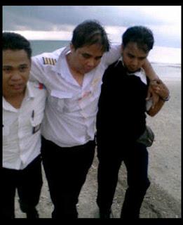 Pilot Lion Air M Ghazali