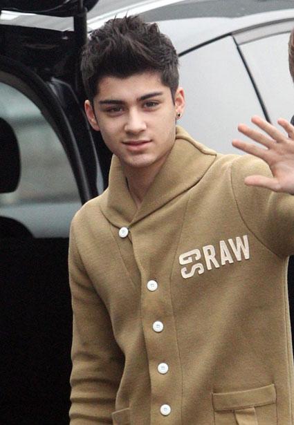 Zayn Malik Hot 2012