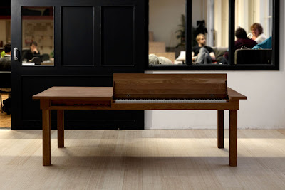 Modern and Innovative Integrated Dining Tables (15) 1