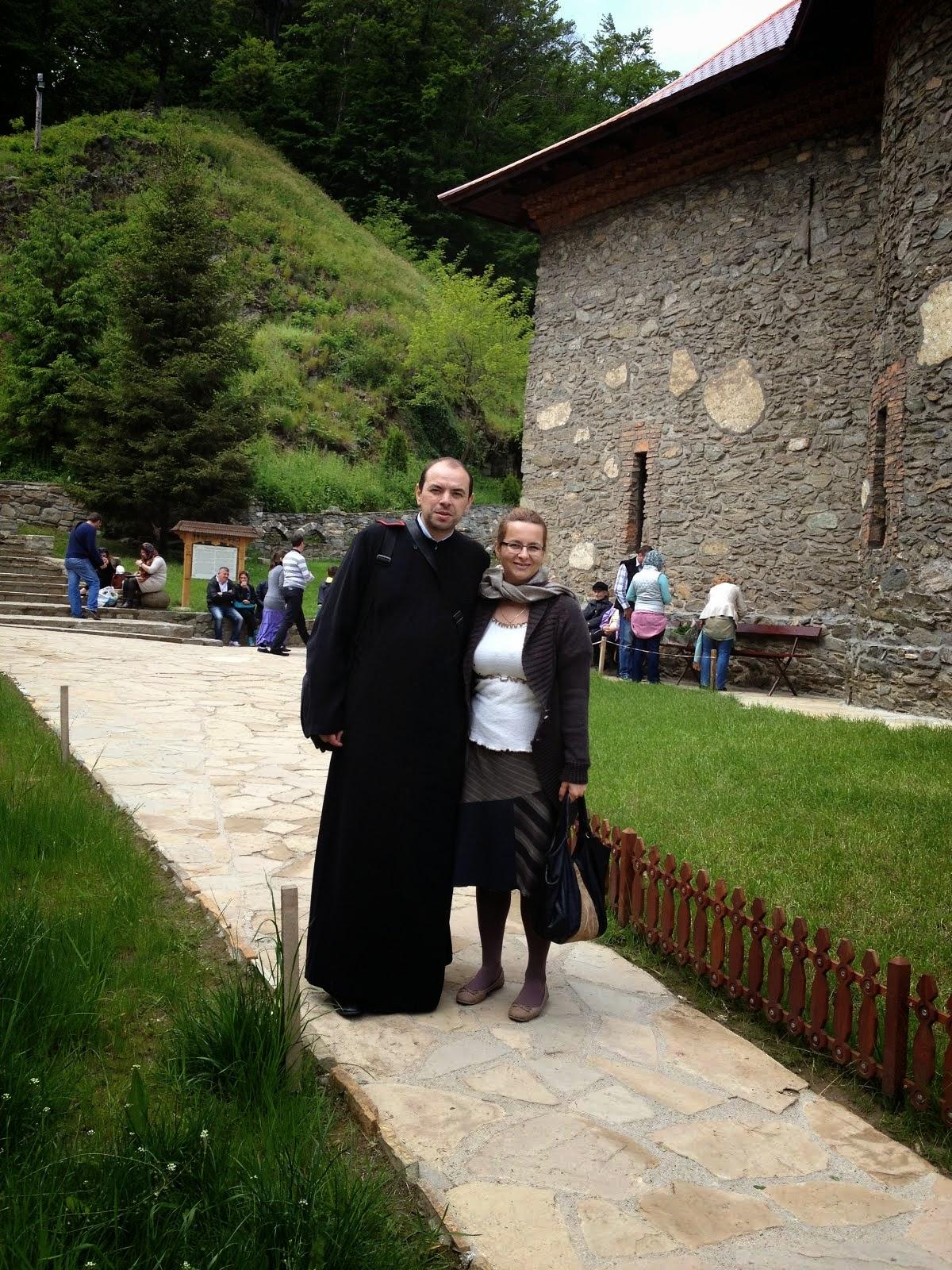 Preot Paroh Marius Sfercoci