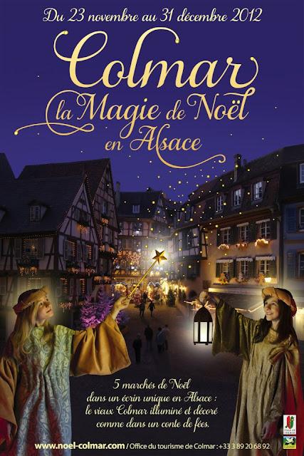 Marché de Colmar : la Magie de Noël