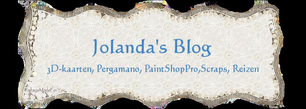 Jolanda's blog
