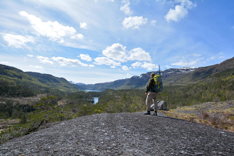 Sør i Etnefjellene 2015