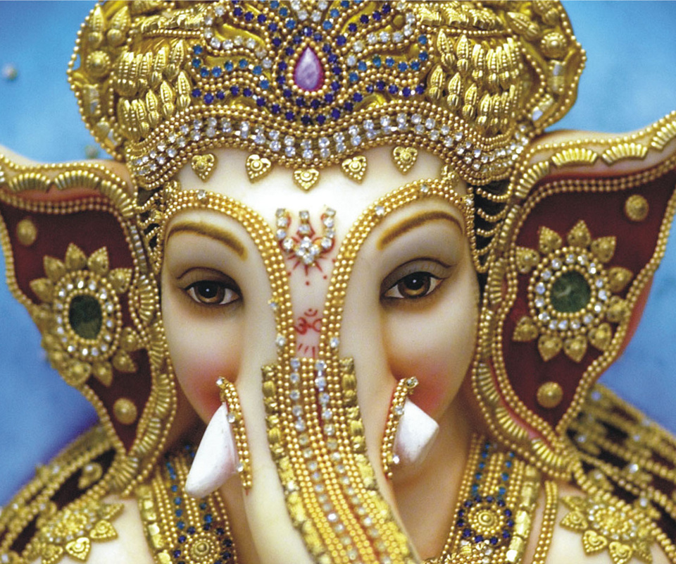 Shri Ganesh Hd Wallpaper: God Wallpapers HD