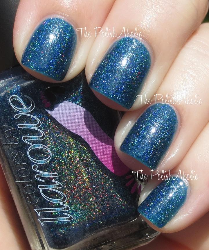 Cindi Naturals Nail Polish Colors