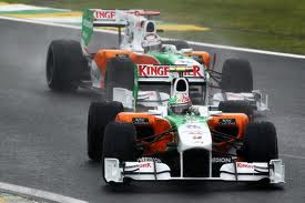 Renewal of the contract between Force India and Mercedes