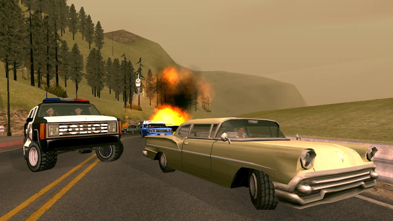 Grand Theft Auto: San Andreas v1.06
