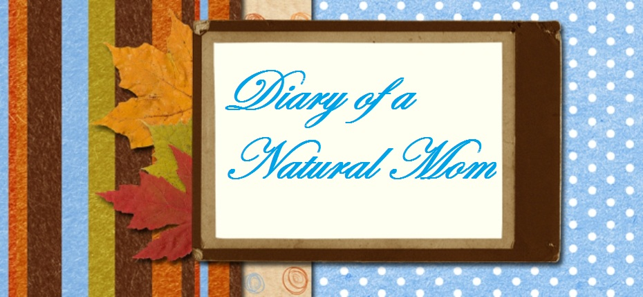 Diary of a Natural Mom