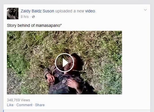 mamasapano incident essay