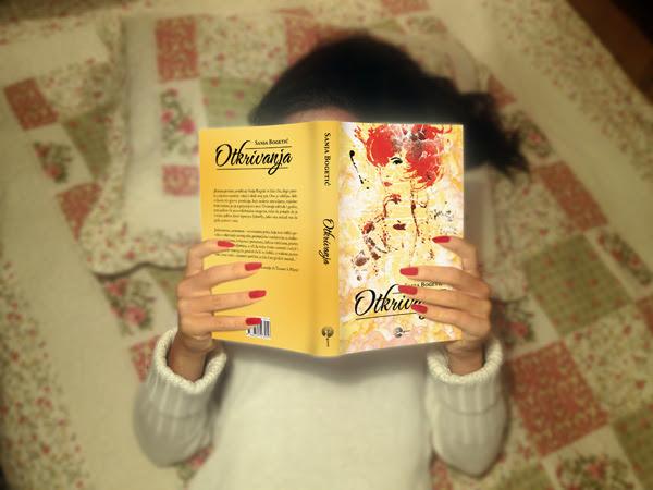 Promocija prvog romana Sanje Bogetic