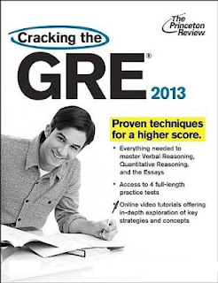 Cracking the GRE 2013 Edition [PDF] download