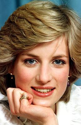 Model Rambut 2012 - Putri Diana