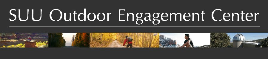 SUU Outdoor Engagement Center