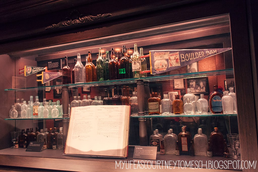 Las Vegas The Mob Museum