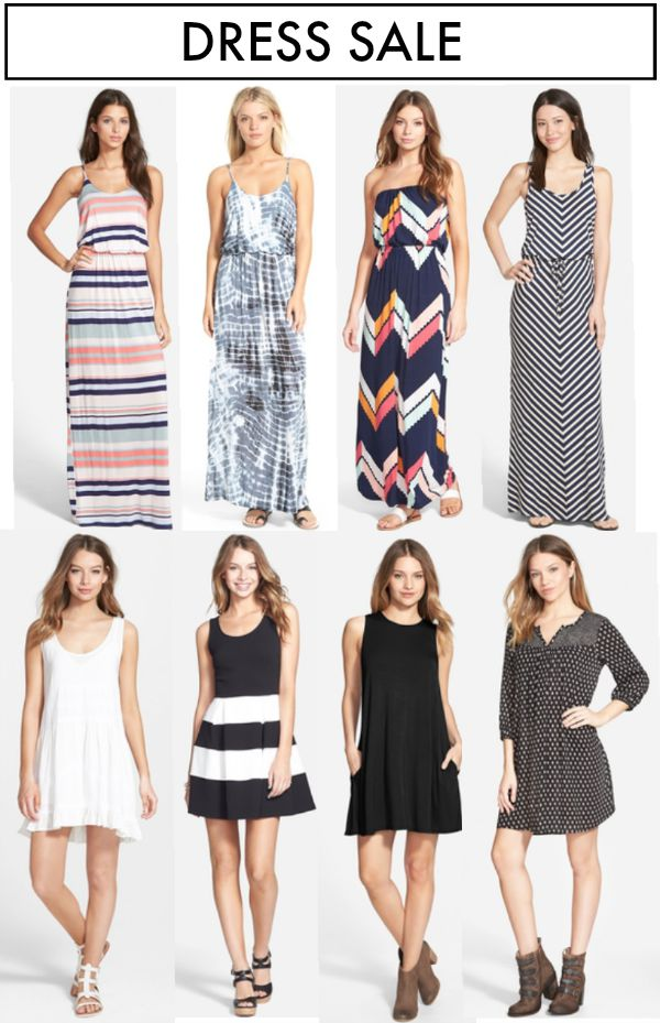 Fashion - dress sale - maxi dresses and day dresses