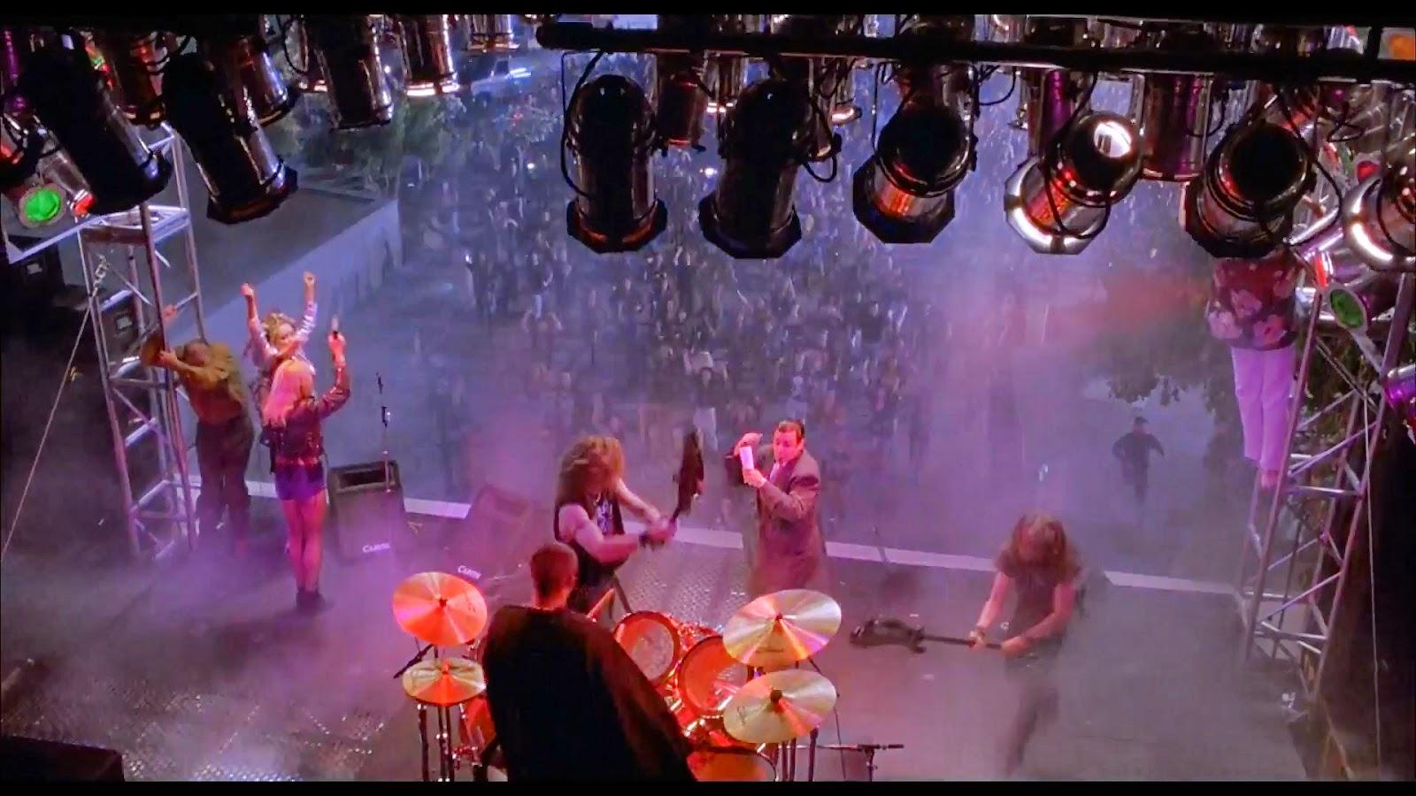Airheads / Cabezas Huecas (1994) [1080p. Dual]