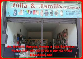 JÚLIA & JAMILLY VARIEDADES