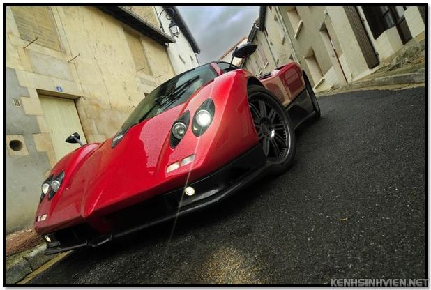25 siêu xe quyến rũ nhất thế giới
