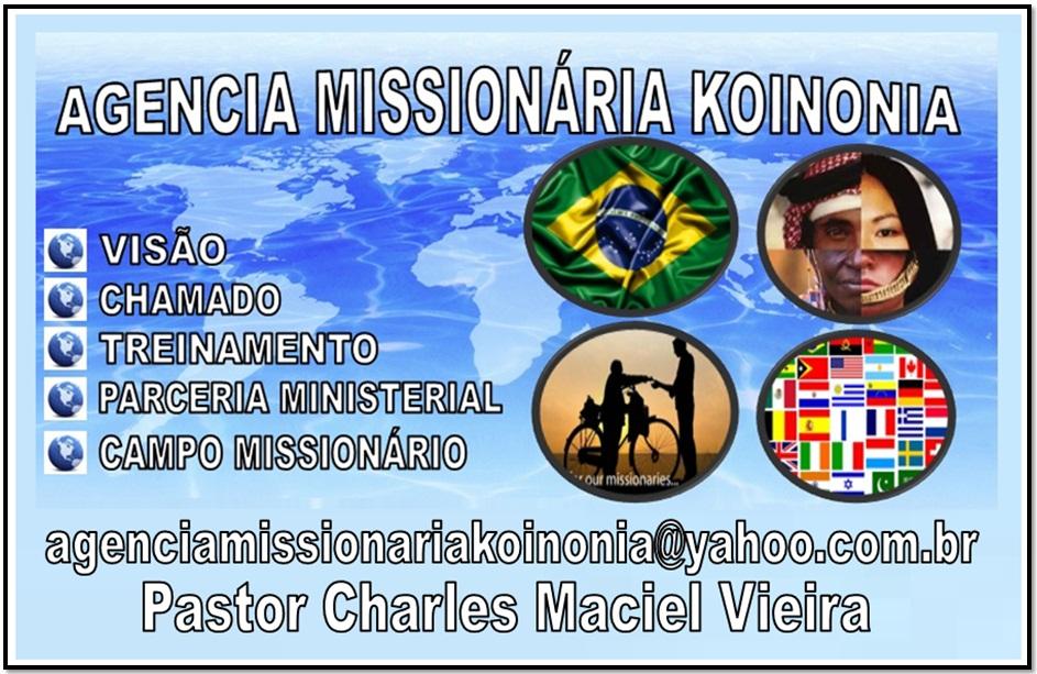 AGENCIA MISSIONÁRIA KOINONIA
