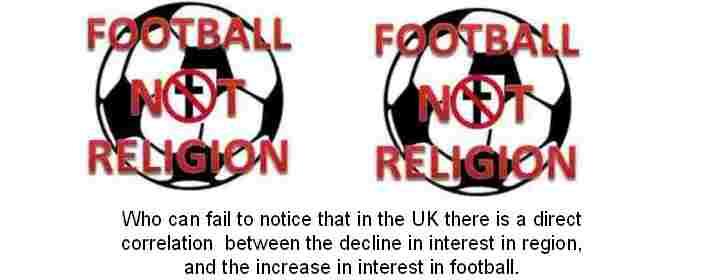 Football v. Religion