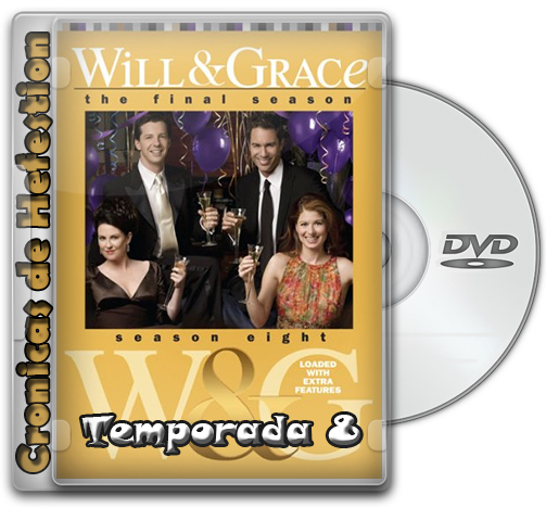 Will & Grace Temporada 8