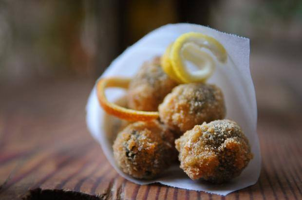 Foto del blog Foodpics Italy: olive ascolane frittr
