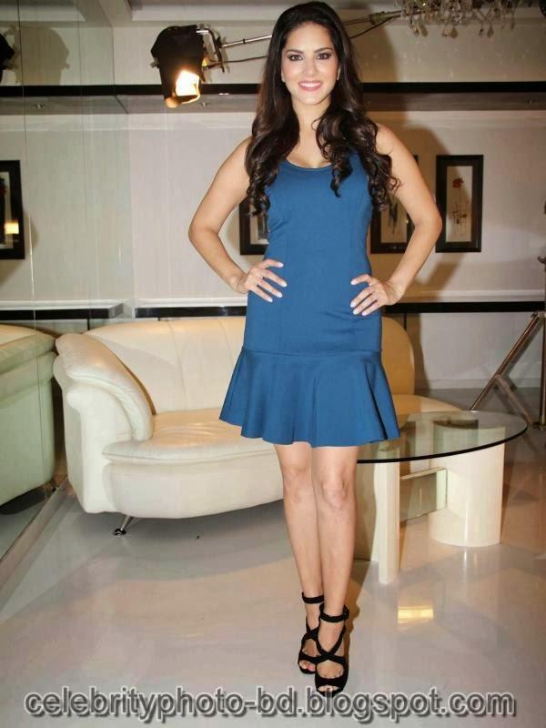 Sunny+Leone+Photos+in+Short+Dress+at+MTV+Webbed+In+Mumbai+Drama+Series+Shooting012